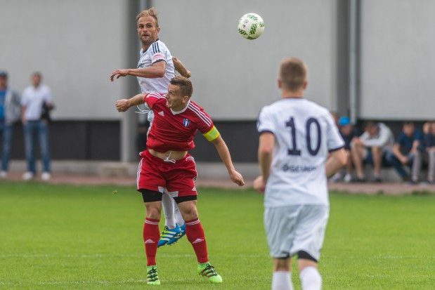 Antoni Łukasiewicz uważa, że w tym momencie jego drużyna musi poradzić sobie przede wszystkim z presją.
