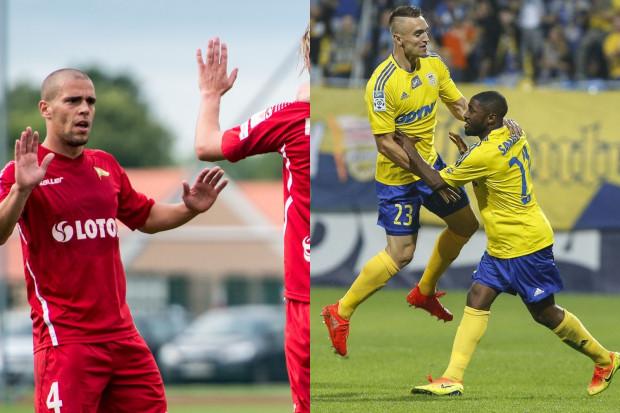 Lechia i Arka trafiły w takie miejsca drabinki Pucharu Polski, że mogą na siebie trafić w półfinale rozgrywek.