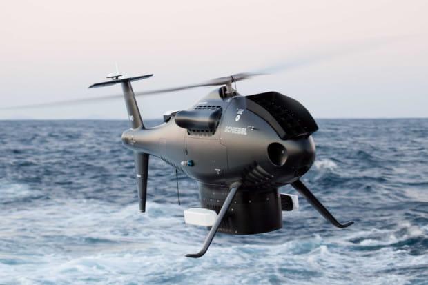 Drony od lat wykorzystywane są przez marynarki wojenne w różnych rejonach świata.