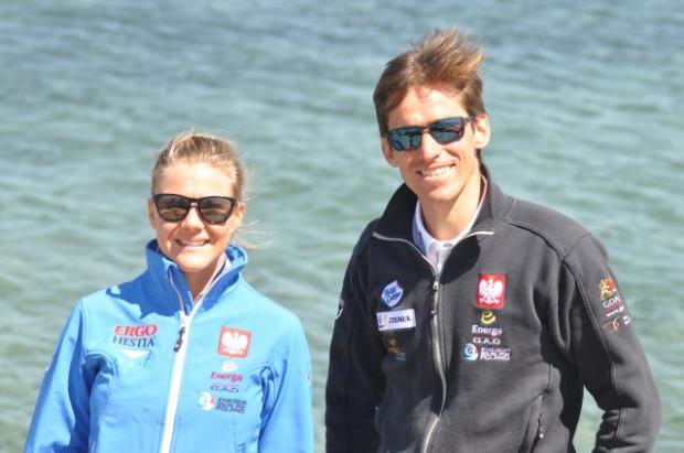 Z trójmiejskich mistrzów świata w klasie RS:X w regatach olimpijskich powody do zadowolenia ma tylko Piotr Myszka.