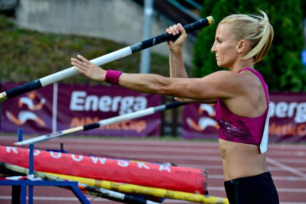 Po zakończeniu kariery tyczkarki pasją Anny Rogowskiej stało się bieganie.