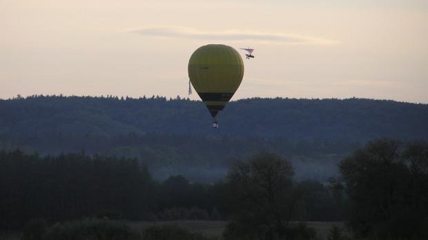 Loty balonem to bardzo droga przygoda, ale gwarantują przeżycie niezapomnianych chwil.