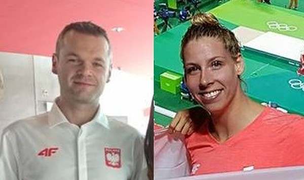Piotr Daniluk i Katarzyna Baranowska.
