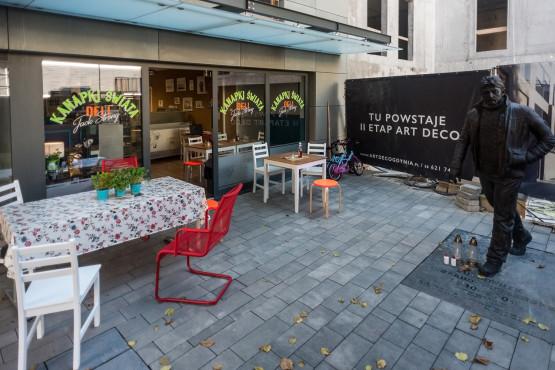 Nowe Lokale Kanapki Z Calego Swiata I Kuchnia Azjatycka Kulinarne