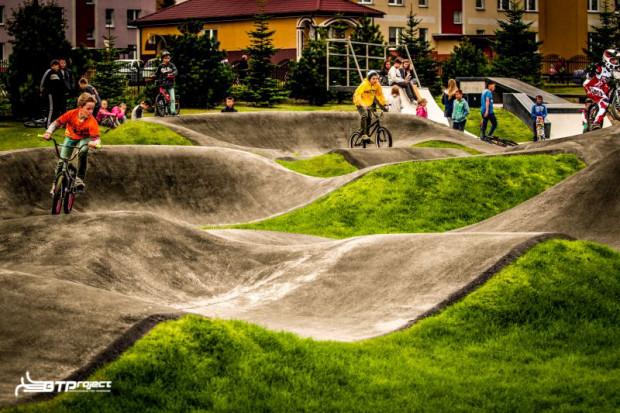 Na Oruni miałby powstać pierwszy w Gdańsku Pumptruck, czyli tor do jazdy na rowerze.