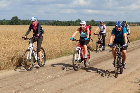 Zaborski Park Krajobrazowy ze smakiem to propozycja trasy dla tych, którzy lubią nie tylko rower, ale i dobrą kuchnię.