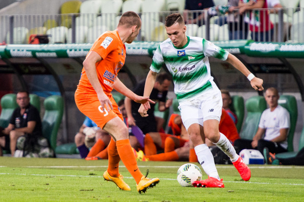Lukas Haraslin wrócił po kontuzji na mecz z Bruk-Bet Termaliką i od razu dał dobrą zmianę. Czy w Krakowie wybiegnie na boisko w pierwszym składzie?