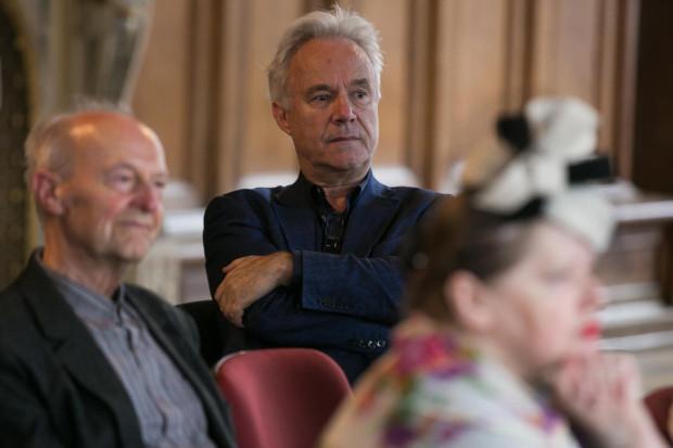 Jerzy Limon dyrektorem Teatru Szekspirowskiego jest od początku formalnego istnienia tej instytucji, czyli od 2008 roku.