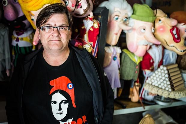 Romuald Wicza-Pokojski szefem gdańskiej Miniatury jest od 2011 roku.