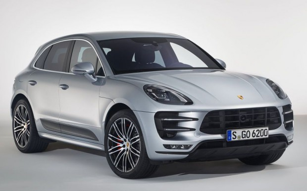 Porsche Macan Turbo z pakietem Performance