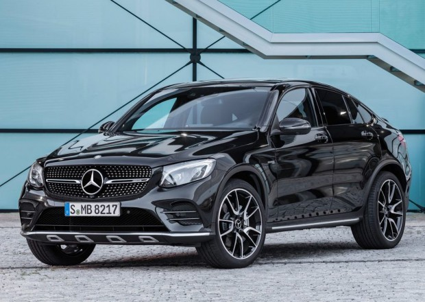 Mercedes Benz GLC 43 AMG 4Matic_Coupe