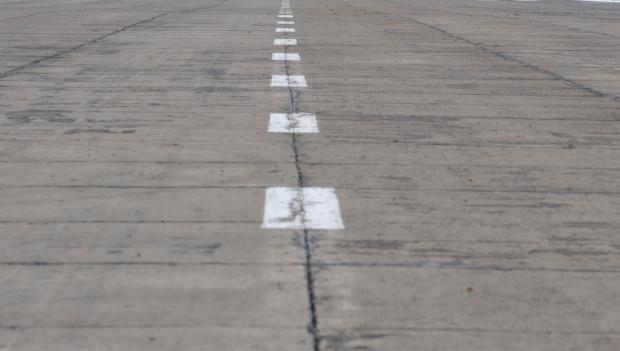 Do wypadku doszło na wojskowej części lotniska w Pruszczu Gdańskim.