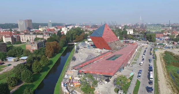 Na obszarze między Muzeum II Wojny Światowej a ECS-em zaproponowano kilka działań i inwestycji, które miałyby przyciągnąć w ten rejon mieszkańców.