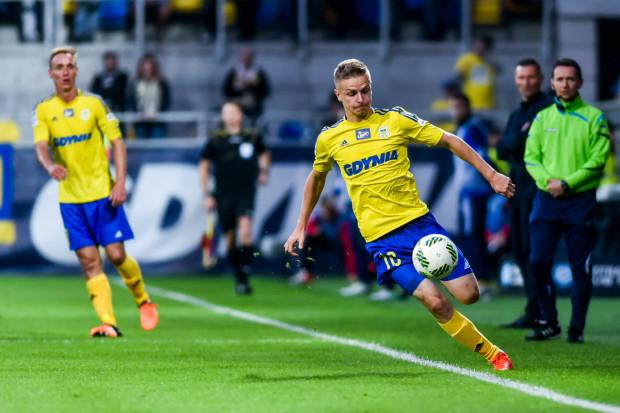 Mateusz Szwoch doskonale pamięta swój debiut w barwach Arki w 2011 roku. Jak twierdzi, od tego momentu jego umiejętności piłkarski bardzo się rozwinęły, a on sam stał się bardziej pewny siebie.