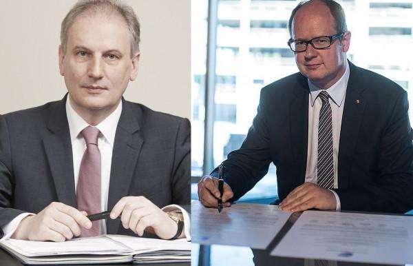Wojewoda Pomorski Dariusz Drelich i prezydent Gdańska Paweł Adamowicz toczą otwarty spór o organizację w Gdańsku obchodów 30-lecia działalności Trybunału Konstytucyjnego.