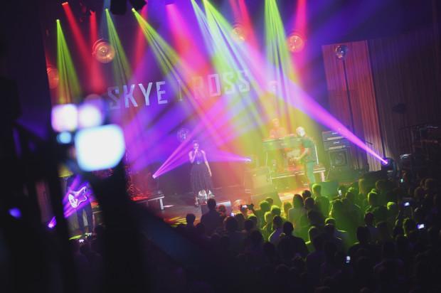 Podczas ponad godzinnego koncertu muzycy zagrali największe przeboje Morcheeby i kilka nowych kawałków.