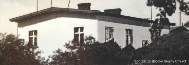 Dom przy ul. Pawiej 7a na Stogach. Lucie Kuźniarek wraz z dziećmi przeniosła się tu po wojnie, bo budynek przy  Kleine Seebadstraße , gdzie wcześniej mieszkali, spłonął w 1945 r.