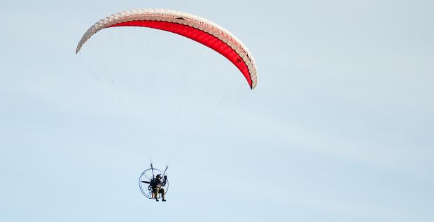 Paralotniarstwo jest jednym z najpopularniejszych (szczególnie w Europie i Ameryce Południowej) sportów lotniczych.