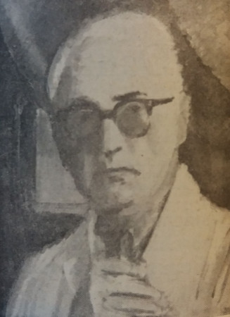 Autoportret Brunona Paetscha.