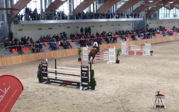 Jesienią i zimą średnio co 2 tygodnie w hali hipodromu Sopot odbywają się zawody jeździeckie w skokach przez przeszkody.