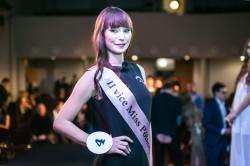 Elżbieta Domżalska Gala - II vice Miss Północy.