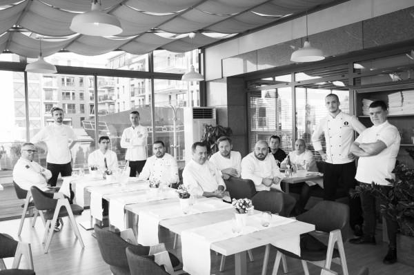 """""""Serce do garów"""" to inicjatywa zrzeszająca pomorskich szefów kuchni w swojej działalności społecznej i charytatywnej."""