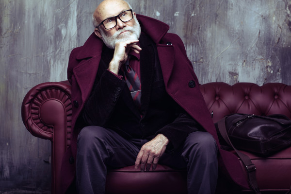 Modele - seniorzy  coraz częściej pojawiają się w kampaniach kosmetyków, marek odzieżowych i produktów luksusowych.