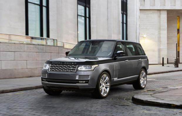 Land Rover SVAutobiography.