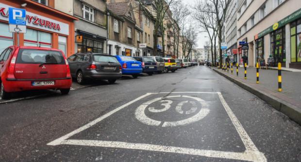 Zmiany czekają m.in. część ul. Abrahama w centrum, gdzie ruch samochodów będzie mocno ograniczony.