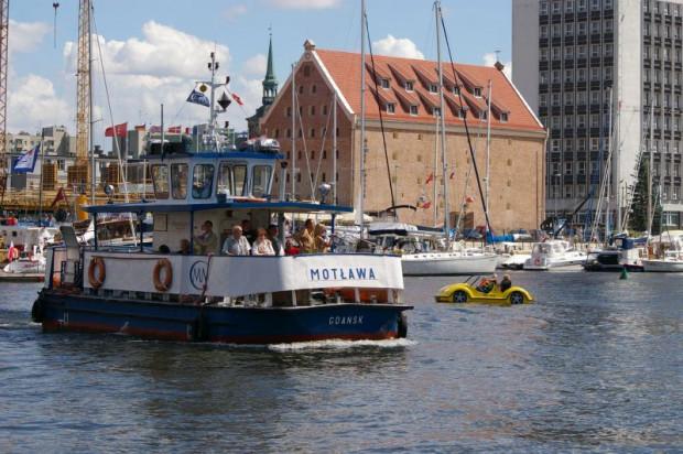 Nowy prom ma zastąpić jednostkę, która pływa po Motławie od blisko 30 lat.