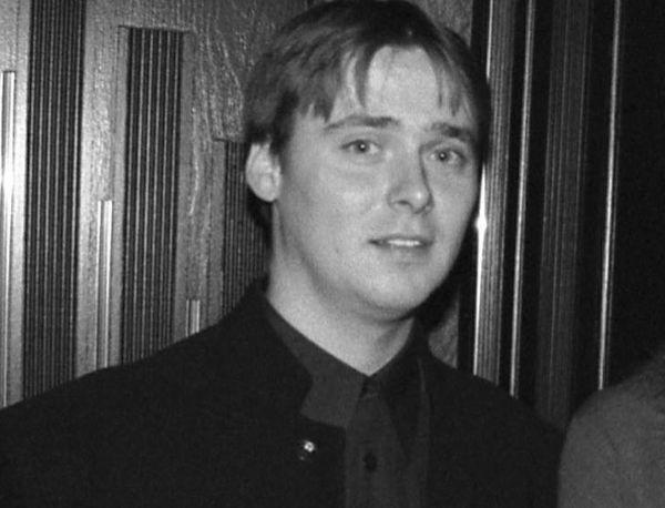 Przemysław Wałęsa na archiwalnym zdjęciu z 1998 r.
