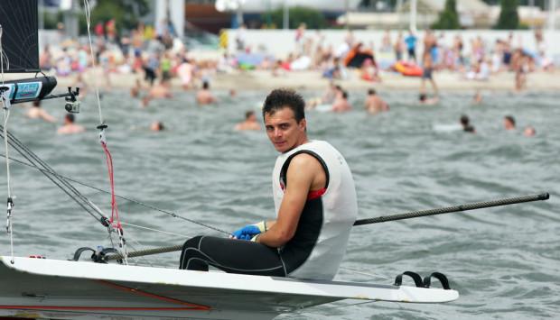 Olimpijczyk z Londynu i Rio de Janeiro Łukasz Przybytek zaprezentuje umiejętności w turnieju squasha.