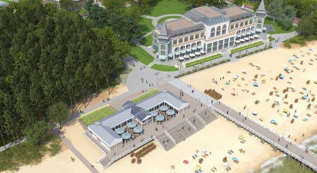 Po wielu latach oczekiwania, plany odbudowy hotelu w Brzeźnie wreszcie nabierają realnych kształtów.