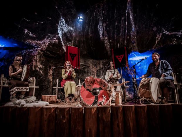 Folkowo-metalowy Percival zagra 16 lutego w Teatrze Szekspirowskim.
