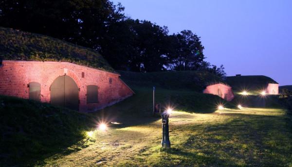 Na 20 ha terenu Centrum Hewelianum wiosną przyszłego roku będzie nowe oświetlenie.