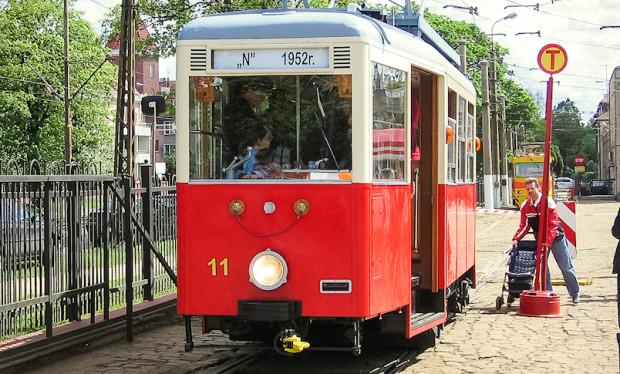 Przejazd walentynkowym tramwajem będzie bezpłatny.