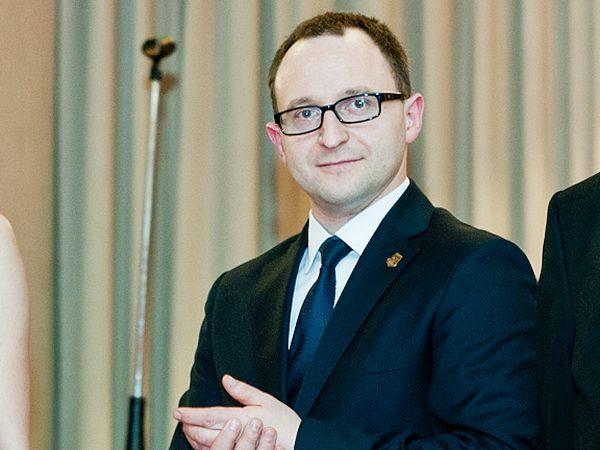Marcin Skwierawski od dwóch lat jest zastępcą prezydenta Sopotu Jacka Karnowskiego.