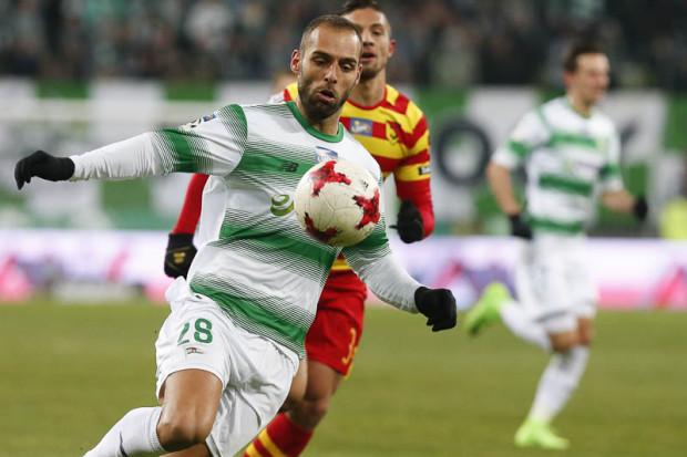 Flavio Paixao to najskuteczniejszy strzelec Lechii w tym sezonie. W ekstraklasie zdobył 9 bramek a jedną dorzucił w Pucharze Polski.