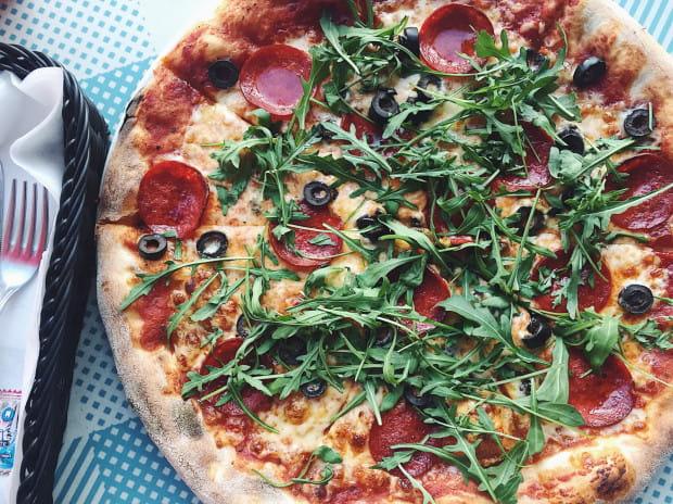 Jeśli nie możecie się oprzeć ochocie na pizzę z sieciówki, wybierzcie się do Da Grasso.