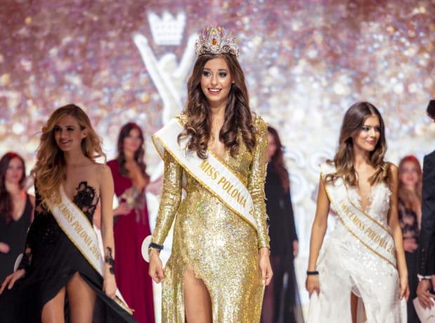 Miss Polonia 2016 - Izabella Krzan.
