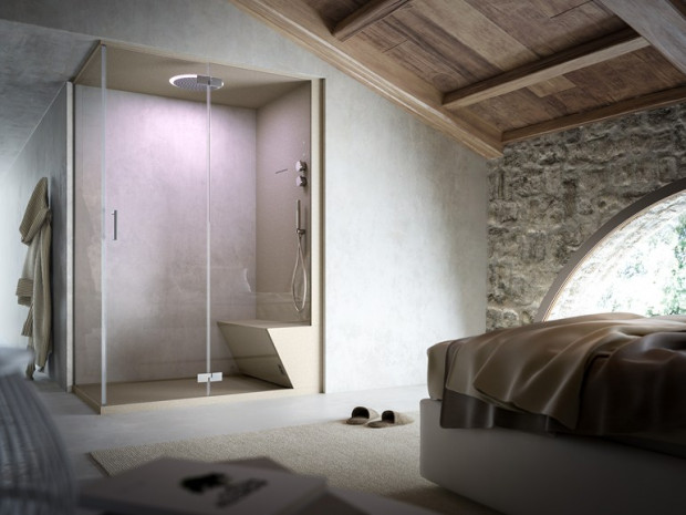 Innowacyjne kabiny prysznicowe sprawdzamy aktualne for Chambre 18m2