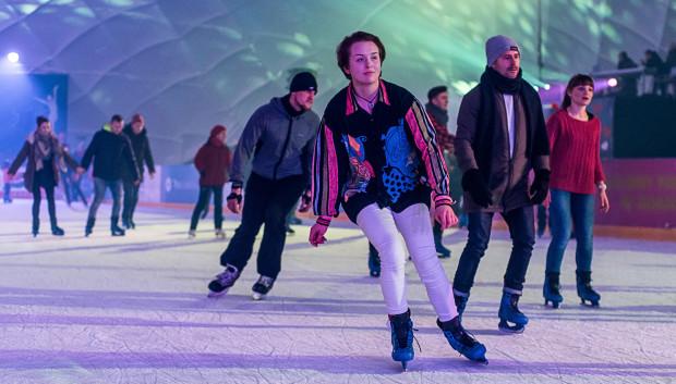 Sezon na łyżwy zamknie się w niedzielę pod Bramą Oliwką i przy molo w Sopocie.
