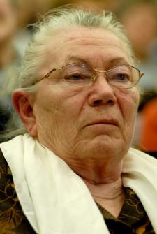 Anna Walentynowicz.