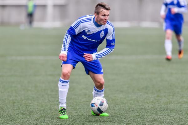 Krzysztof Rzepa do Bałtyku trafił przed rundą wiosenną poprzedniego sezonu. Dla biało-niebieskich nie strzelił jeszcze gola w oficjalnym występie, ale w zimowych sparingach zapisał na swoim koncie aż 7 bramek.