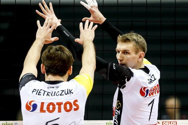 Damian Schulz ponownie w tym sezonie poprowadził Lotos Trefl do zwycięstwa.
