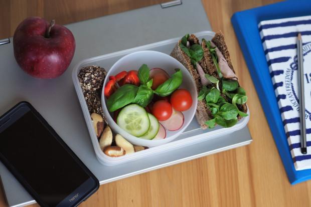 Okiem Dietetyka Zdrowe Drugie Sniadanie Do Pracy Kulinarne