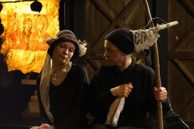 W Teatrze Szekspirowskim gościć będzie Teatr Wierszalin.