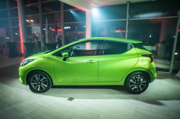 Nowa Micra ma być hitem sprzedażowym Nissana.