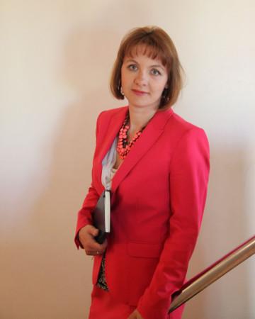 Kinga Dekowska-Samsel, Dyrektor Personalna w thyssenkrupp Group Services Gdańsk.