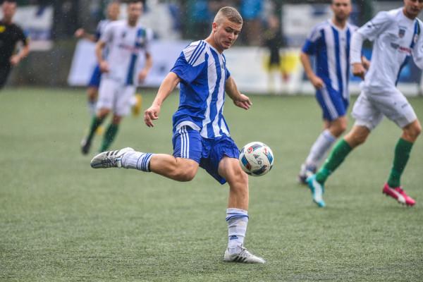 Wojciech Zyska w rozgrywkach III ligi bezbłędnie wykonał wszystkie 7 ostatnich rzutów karnych, do których podchodził w obecnym i poprzednim sezonie.